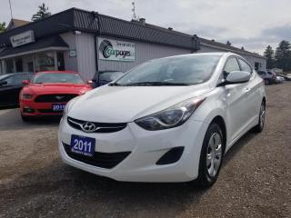 Used 2011 Hyundai Elantra GLS A/T for sale in Bloomingdale, ON