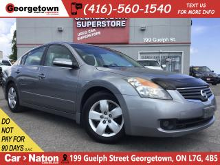 Used 2007 Nissan Altima 3.5 SE V6 | CLEAN CARFAX | PUSH START | PWR GROUP for sale in Georgetown, ON