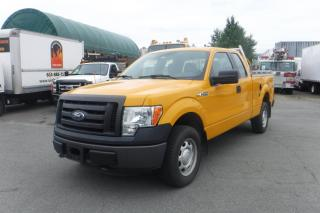 Used 2011 Ford F-150 XL SuperCab 6.5-ft. Bed 4WD Dual Fuel (Propane and Gas) with Tonneau Cover and Headache Rack for sale in Burnaby, BC
