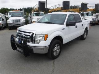 Used 2011 Ford F-150 XLT SuperCrew Short Box 4WD with Dual Fuel (Propane and Gas) for sale in Burnaby, BC