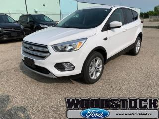 New 2019 Ford Escape SE 4WD  - Navigation - Heated Seats for sale in Woodstock, ON
