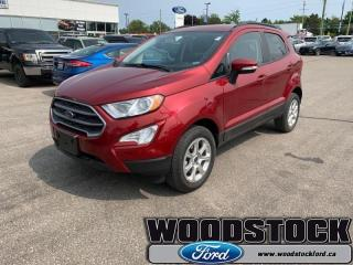 Used 2019 Ford EcoSport SE  MOONROOF, SYNC 3 for sale in Woodstock, ON