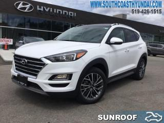 New 2019 Hyundai Tucson 2.4L Luxury AWD  - Leather Seats - $198.31 B/W for sale in Simcoe, ON
