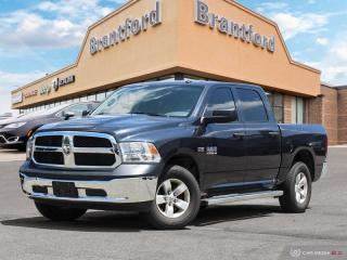 Used 2016 RAM 1500 ST  - $187.56 B/W for sale in Brantford, ON