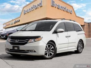 Used 2015 Honda Odyssey - $238.45 B/W for sale in Brantford, ON