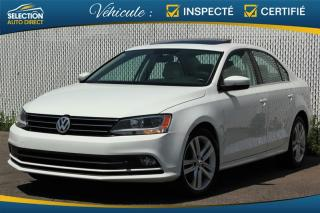 Used 2015 Volkswagen Jetta 2.0 TDI Highline for sale in Ste-Rose, QC