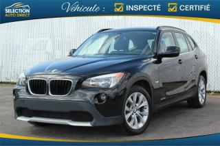 Used 2012 BMW X1 28i xDrive for sale in Ste-Rose, QC