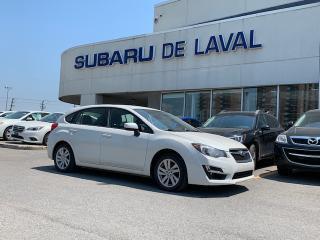 Used 2015 Subaru Impreza 2,0i Touring Hatchback ** Caméra de recu for sale in Laval, QC