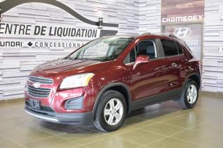 Used 2016 Chevrolet Trax Lt+awd for sale in Laval, QC