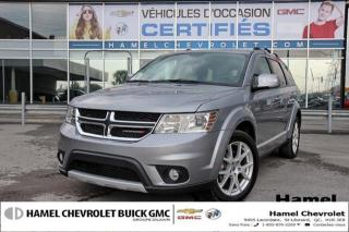 Used 2018 Dodge Journey GT for sale in St-Léonard, QC