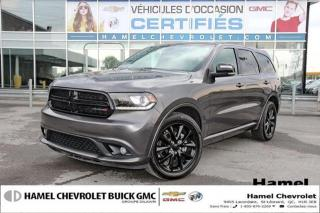 Used 2018 Dodge Durango GT for sale in St-Léonard, QC