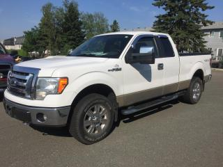 Used 2009 Ford F-150 XLT 4X4 JAMAIS ACCIDENTÉ for sale in Ste-Marie, QC