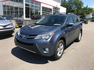 Used 2013 Toyota RAV4 XLE AWD for sale in Québec, QC