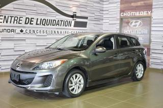 Used 2013 Mazda MAZDA3 GS-SKY for sale in Laval, QC