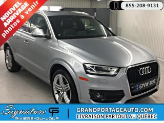 Used 2015 Volkswagen Tiguan *AUDI Q3 ** SEMBLABLE AU VOLKS TIGUAN** for sale in Rivière-Du-Loup, QC