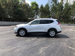 Used 2016 Nissan Rogue SV AWD for sale in Cayuga, ON