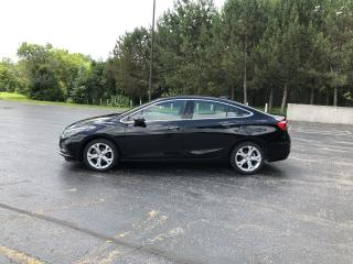 Used 2017 Chevrolet Cruze Premier FWD for sale in Cayuga, ON