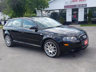 Used 2007 Audi A3 S-Line for sale in Barrie, ON