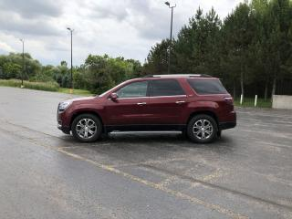 Used 2015 GMC Acadia SLT-1 AWD for sale in Cayuga, ON