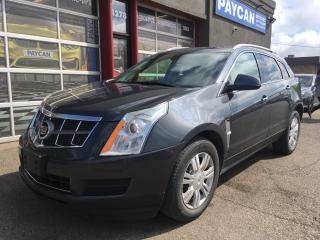 Used 2012 Cadillac SRX Luxury for sale in Kitchener, ON