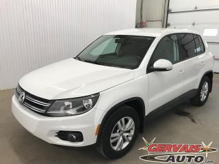 Used 2015 Volkswagen Tiguan TRENDLINE AWD for sale in Shawinigan, QC