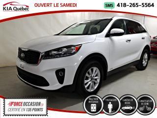 Used 2019 Kia Sorento LX* V6* AWD* 7 PLACES* CARPLAY* CAMERA* for sale in Québec, QC
