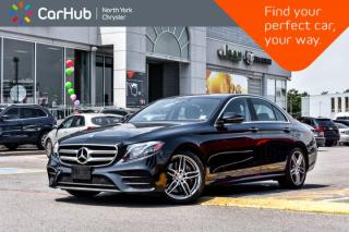 Used 2017 Mercedes-Benz E-Class E 400|Smartphone.Integ,AMG.Styling,Light,Keyless.Go.Pkgs| for sale in Thornhill, ON