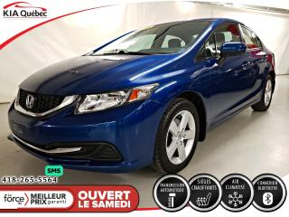 Used 2014 Honda Civic Lx A/c Sièges Ch for sale in Québec, QC