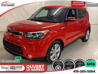 Used 2016 Kia Soul EX* SIEGES CHAUFFANTS* A/C* BLUETOOTH* for sale in Québec, QC