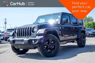 New 2019 Jeep Wrangler Unlimited New Car Sport S|4x4|Dual Top|Backup Cam|Bluetooth|Heated Front Seats|R-Start|17