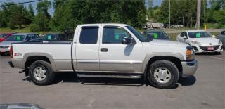 Used 2004 GMC Sierra 1500 Z71 4X4 229K NO RUST! Safetied SLE for sale in Madoc, ON