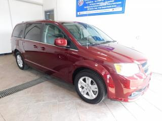 Used 2019 Dodge Grand Caravan Crew Plus Leather for sale in Listowel, ON