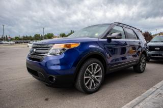 Used 2015 Ford Explorer Clean Accident history, 3.5L TI-VCT V6 Engine, 4x4 7 SEATER, XLT Appearance Package, Navigation, Pow for sale in Okotoks, AB