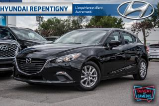 Used 2016 Mazda MAZDA3 2016 Mazda Mazda3 - 4dr HB Sport Man GS for sale in Repentigny, QC