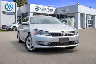 Used 2014 Volkswagen Passat 2.0 TDI Comfortline *DIESEL* *NAVIGATION* *SUNROOF* * VEGAN LEATHER* for sale in Surrey, BC