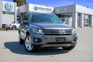 Used 2016 Volkswagen Tiguan Highline *PANOROOF* APPLE CARPLAY/ANDROID AUTO* *PANOROOF* *NAVI* for sale in Surrey, BC
