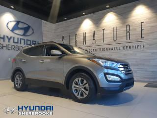 Used 2014 Hyundai Santa Fe PREMIUM+AWD+BANCS CHAUF+BLUETOOTH+HITCH for sale in Sherbrooke, QC