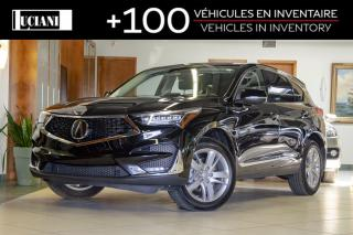 Used 2019 Acura RDX 2019 Acura RDX * Platinum Elite * Apple Carplay * for sale in Montréal, QC