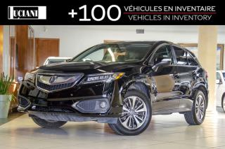 Used 2016 Acura RDX ELITE for sale in Montréal, QC