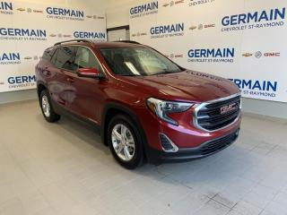 Used 2018 GMC Terrain SLE- CAMÉRA DE RECUL- CARPLAY/ANDROÏD AUTO- FWD for sale in St-Raymond, QC