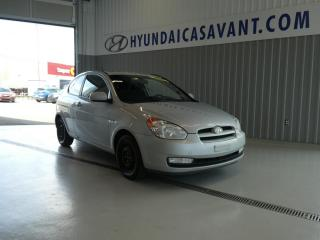Used 2011 Hyundai Accent GL à hayon for sale in St-Hyacinthe, QC