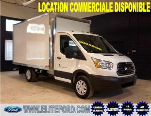 Used 2018 Ford Transit T-250, 12 PIEDS, BLUETOOTH for sale in St-Jérôme, QC