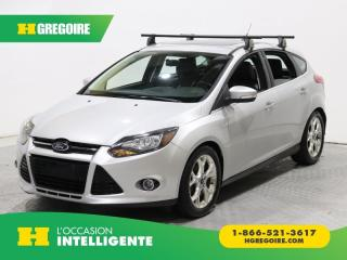Used 2014 Ford Focus TITANIUM A/C TOIT for sale in St-Léonard, QC