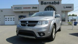 Used 2016 Dodge Journey 7 PASSAGERS + DVD + NAVIGATION for sale in Napierville, QC