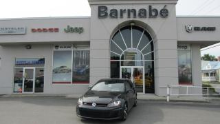 Used 2017 Volkswagen Golf GTI AUTOBAHN 17 671 KM TOIT OUVRANT SYSTÈME for sale in Napierville, QC