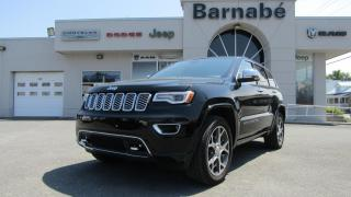 Used 2019 Jeep Grand Cherokee GPS TOIT PANORAMIQUE SIÈGE MÉMOIRE for sale in Napierville, QC