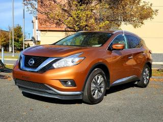 Used 2017 Nissan Murano SL for sale in Drummondville, QC