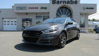 Used 2014 Dodge Dart SXT RALLYE 2014 39 442KM for sale in Napierville, QC