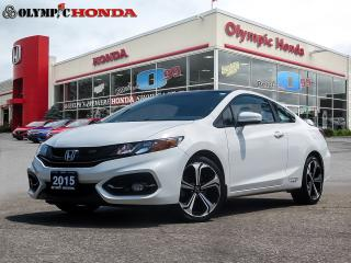 Used 2015 Honda Civic SI for sale in Guelph, ON