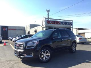 Used 2015 GMC Acadia SLT-1 - NAVI - 7 PASS - PANO ROOF - LEATHER for sale in Oakville, ON